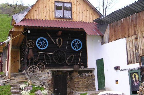 Chalupa na pivnici
