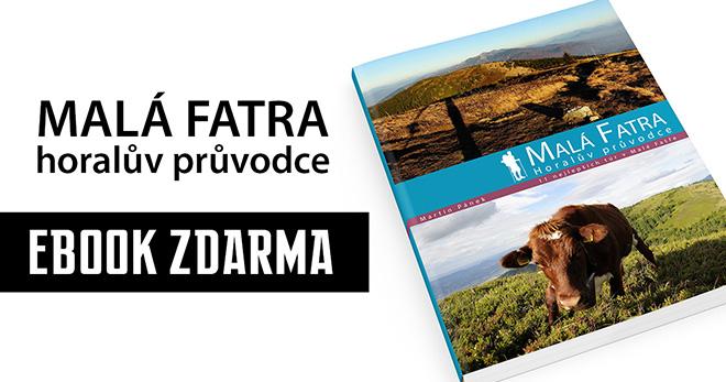eBOOK ZDARMA: Malá Fatra - horalův průvodce