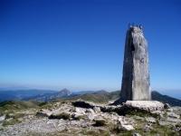 Na vrcholu Malého Kriváňa