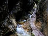 Jánošíkove diery - Dolné diery