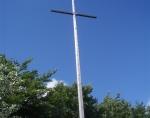 Kříž na vrcholu Zadného Šípu