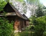 Drevenicová osada Podšíp