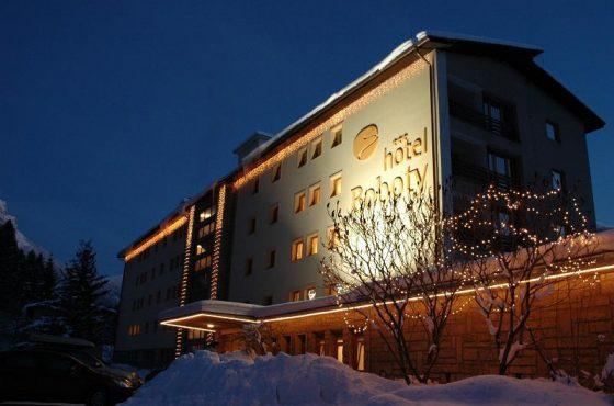 Hotel*** Boboty