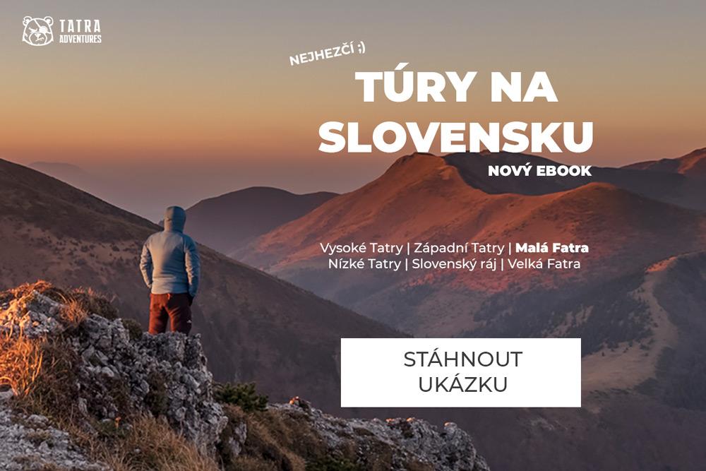 Túry na Slovensku - ebook